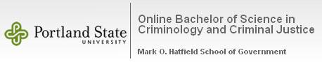 Online Certificate in Criminal Behavior