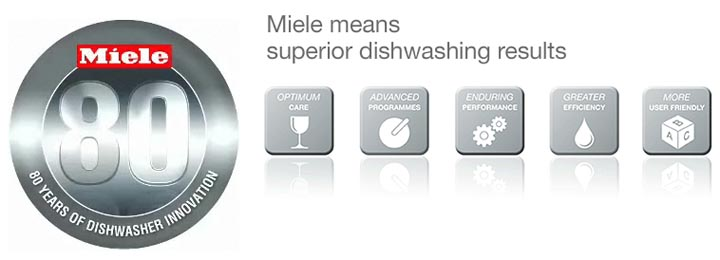 Miele, The UK's Premium Domestic Appliance Brand, Is Celebrating 80 Years