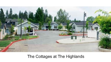 The Cottages At The Highlands, Grass Valley, CA