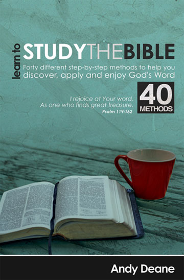 Daily bread bible study method