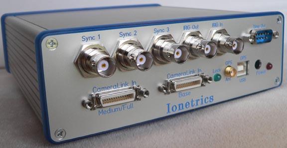 Annotator CL-GPS Precision CameraLink Timestamp