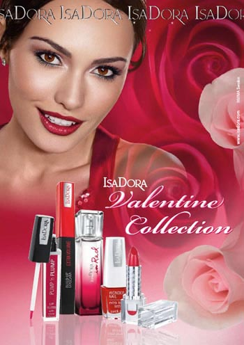 isadora cosmetics in Italy