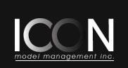 Icon Model Management Inc Logo