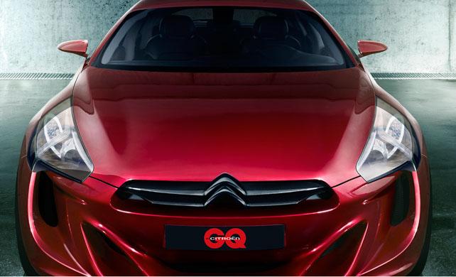 GQ Unveils The GQ Citroën Concept Car