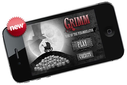 Grimm - Out now for iOS; iPhone and iPod touch