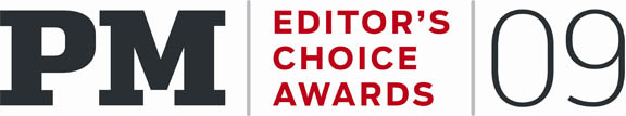 Popular Mechanics Editor's Choice Award