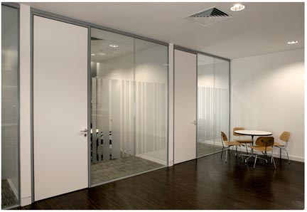 glass door office. The Two New Glass Doors Are Designed To Glide Smoothly Open, Saving Precious Office Space And Creating A Sophisticated Sleek Aesthetic. Door