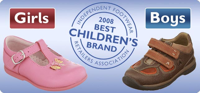 Children's Summer Shoe Collection