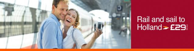 rail and sail packages to Holland