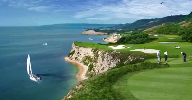Europe's Top Golf Courses