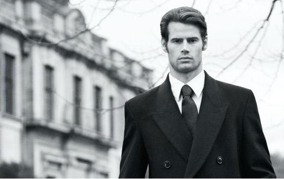 House Of Fraser Introduces Crombie - The Authentic British Brand