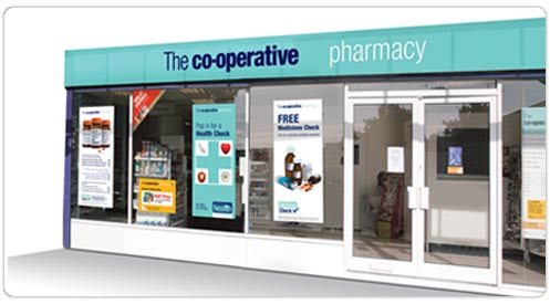 Stevenage Co-operative Pharmacy Staff Help Man Who Falls On Ice