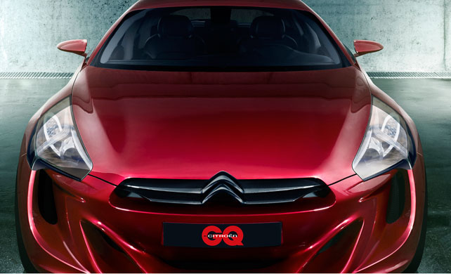 GQ Unveils The GQ Citroën Concept Car