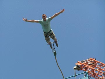 Sights Set High for London Bungee Weekend