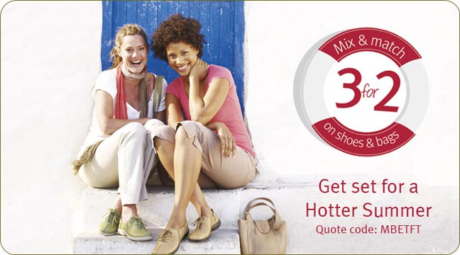 Hotter Comfort Concept Expands Its High Street Retail Presence
