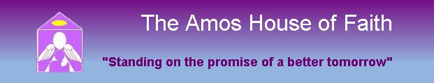 Honorary Chairmen Named for First Amos House of Faith Golf Classic