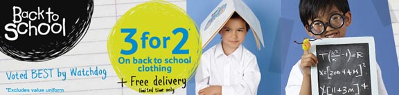 Tesco Aims For Top Marks With Lowest Price School Uniform