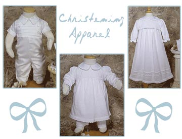 Baby Christening Outfits
